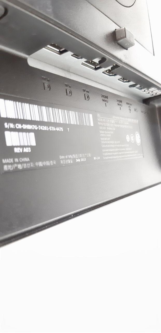 مانیتور 24 اینچ استوک DELL بدون فریم